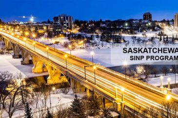 Saskatchewan Immigration Nominee Program(SINP)