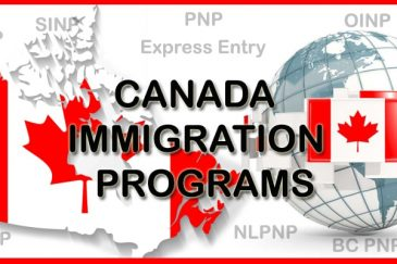 canada immigration programs