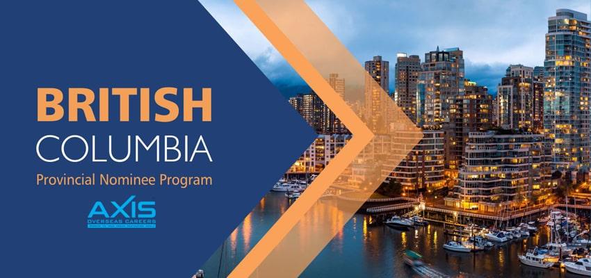 British Columbia PNP Immigration