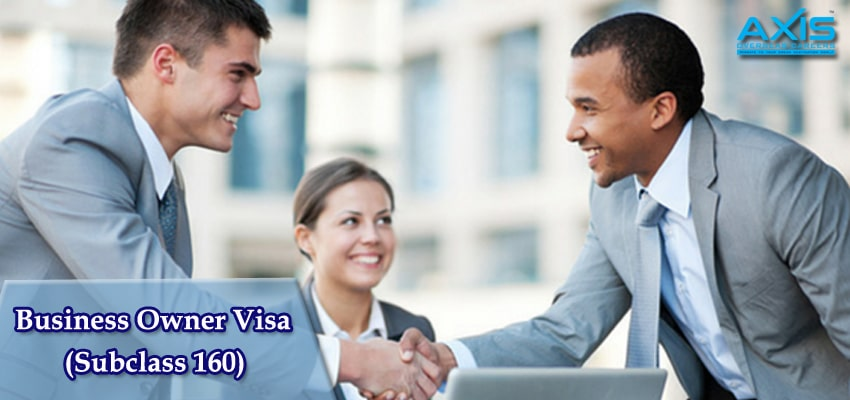 Business Owner Visa (Subclass 160)