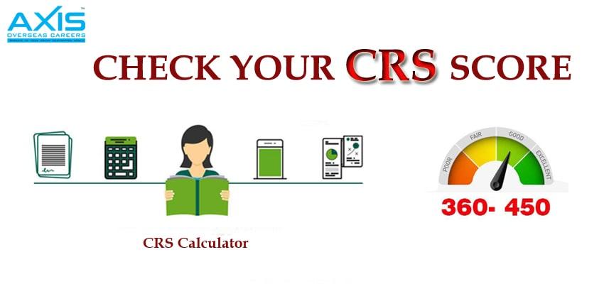 Canada CRS Calculator