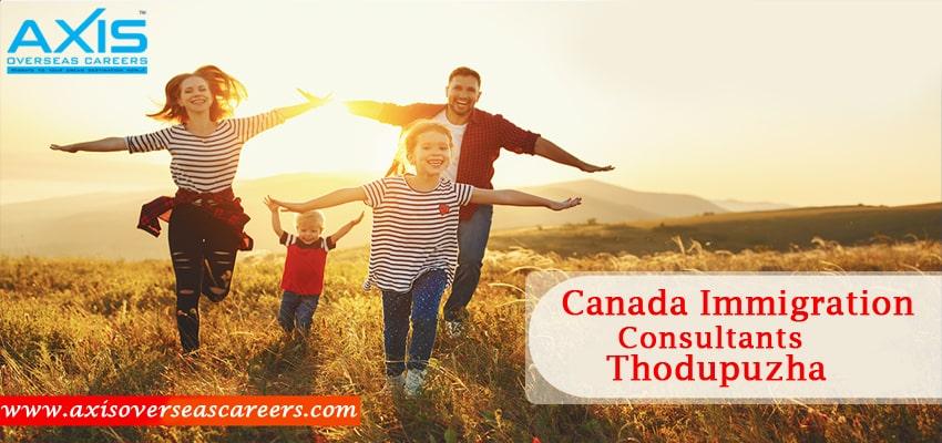 Canada Immigration Consultants Thodupuzha