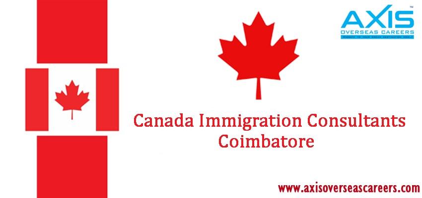 Canada Immigration Consultants in Coimbatore