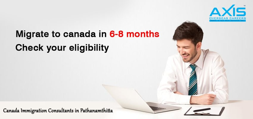 Canada Immigration Consultants in Pathanamthitta