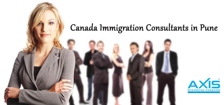 Canada Immigration Consultants in Pune