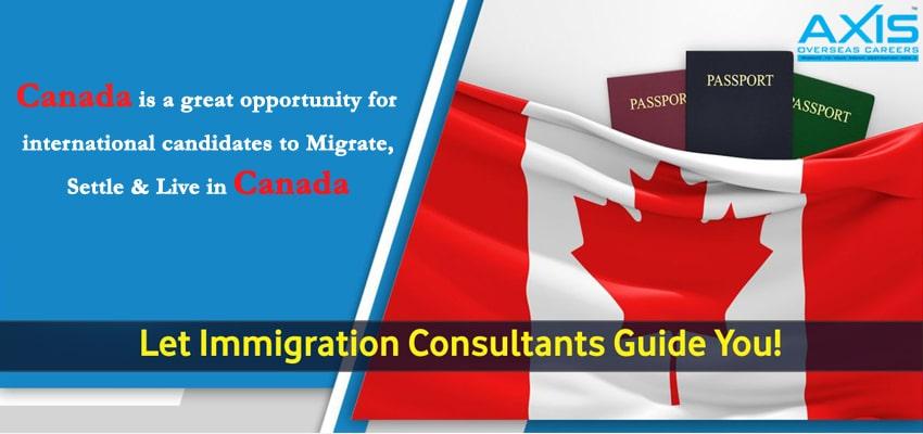Canada Immigration Consultants in Punjab