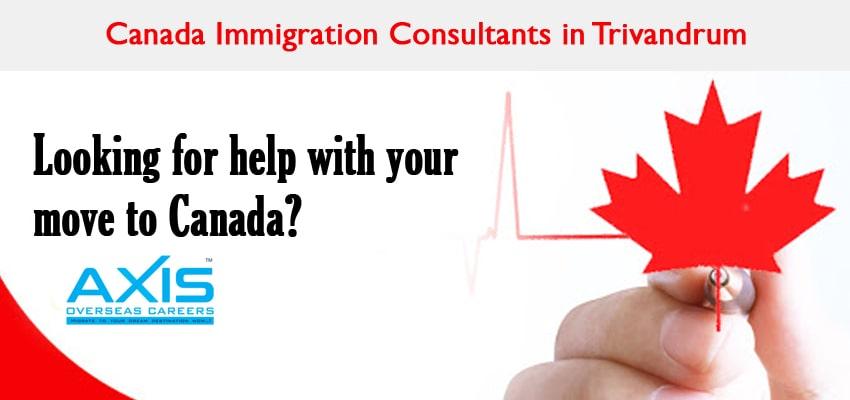 Canada Immigration Consultants in Trivandrum