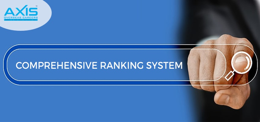Comprehensive Rank System(CRS)