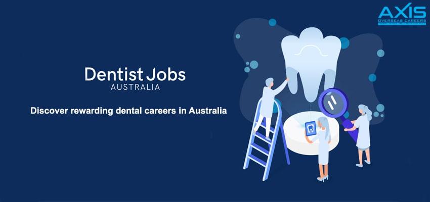 Dentist Job In Australia
