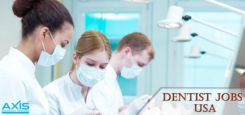 Dentist Jobs In USA