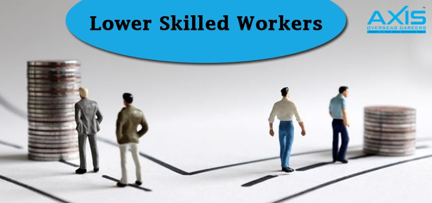 Lower Skilled Workers