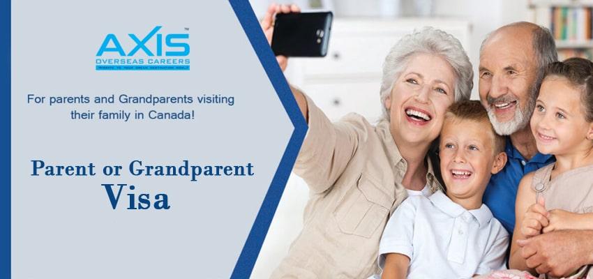 Parent or Grandparent