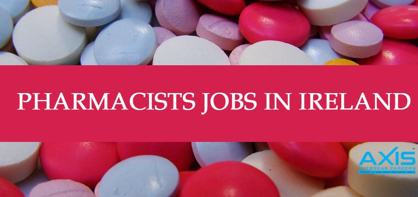 Pharmacists Jobs In Ireland