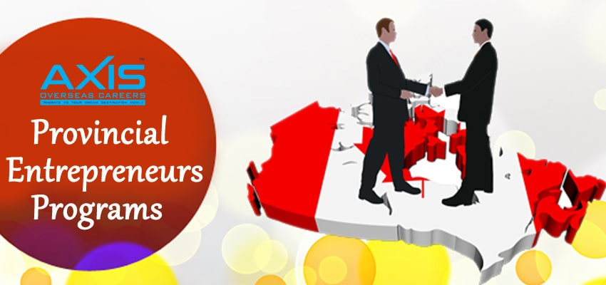Provincial Entrepreneurs Programs