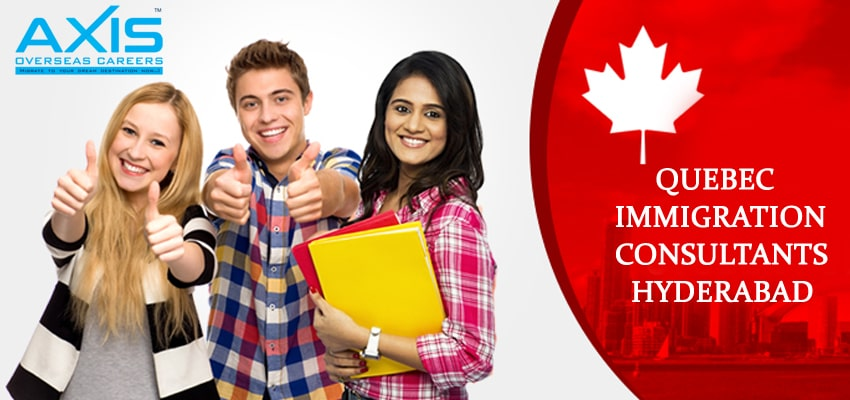 Quebec Immigration Consultants in Hyderabad