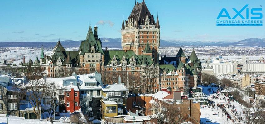 Quebec Expression of Interest