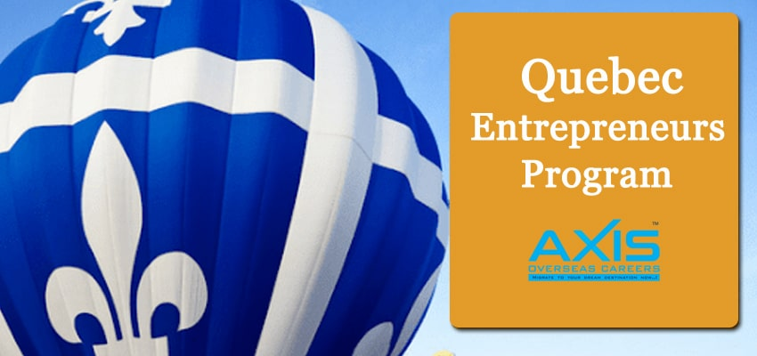 Quebec Entrepreneurs Program