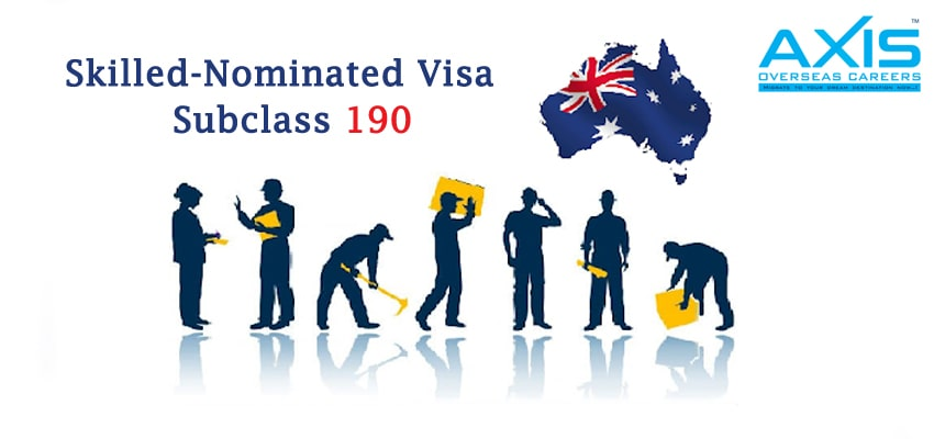 Skilled-Nominated Visa Subclass 190