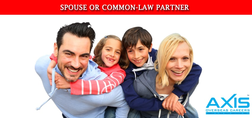 Spouse or Common-Law Partner