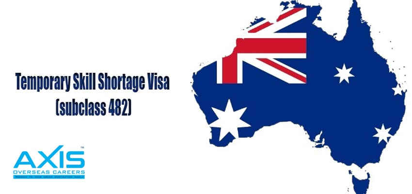 Temporary Skill Shortage Visa Subclass 482