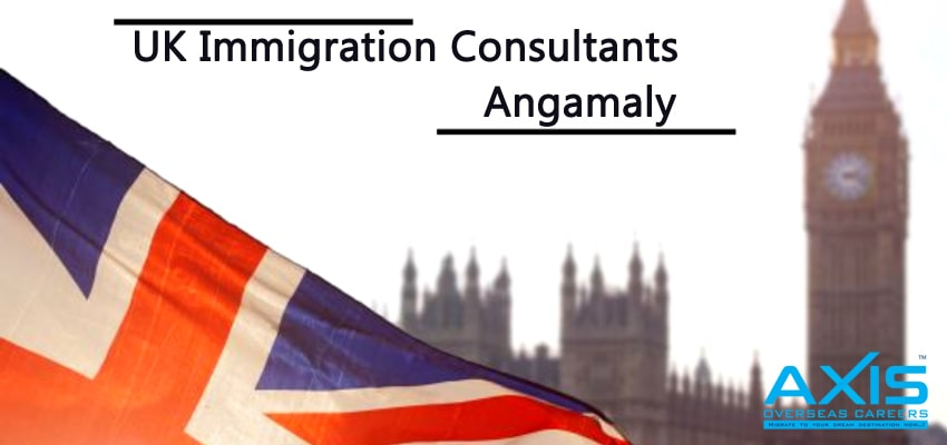 UK Immigration Consultants in Angamaly