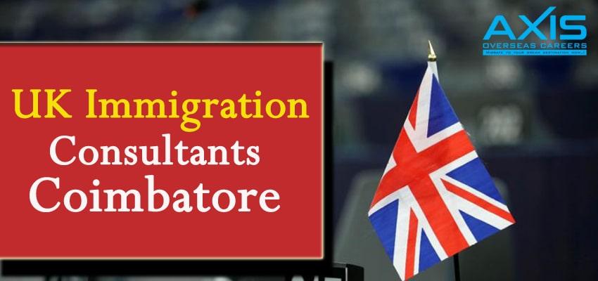UK Immigration Consultants in Coimbatore