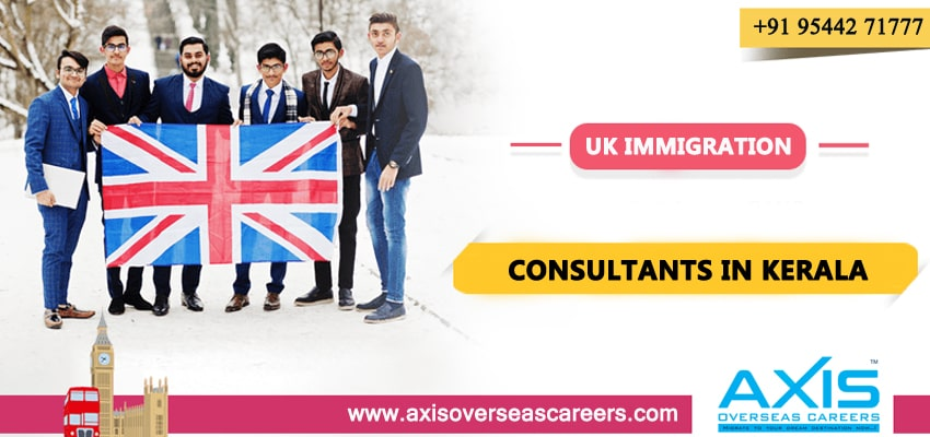 UK Immigration Consultants in Kerala