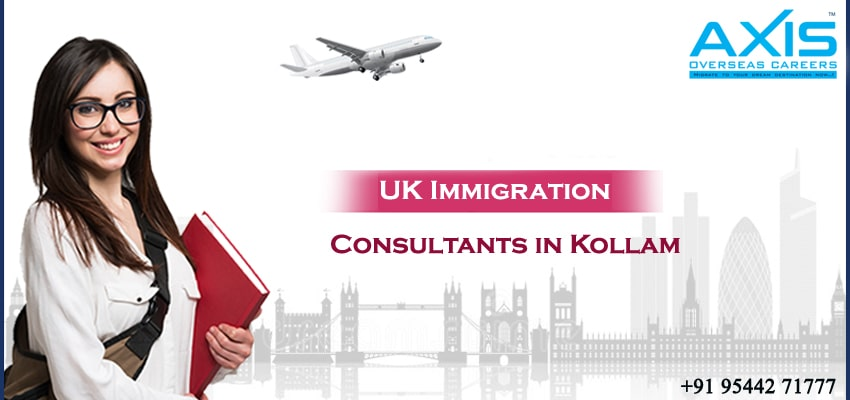 UK Immigration Consultants in Kollam