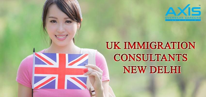 UK Immigration Consultants in Delhi