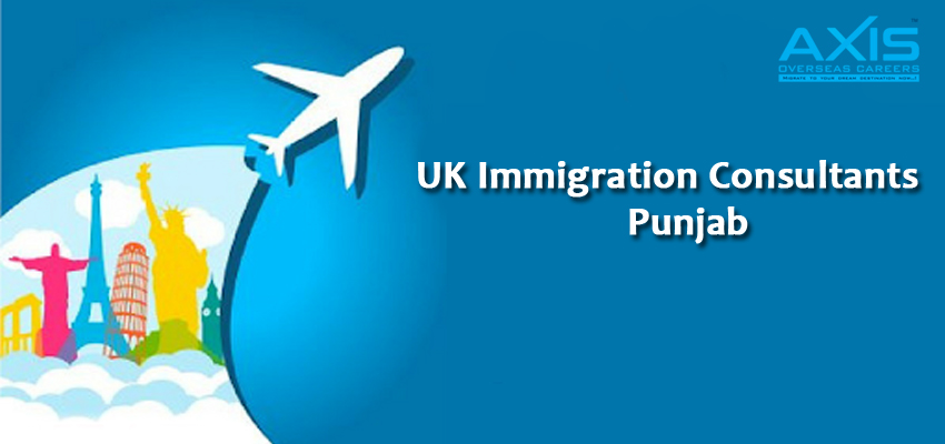 UK Immigration Consultants in Punjab