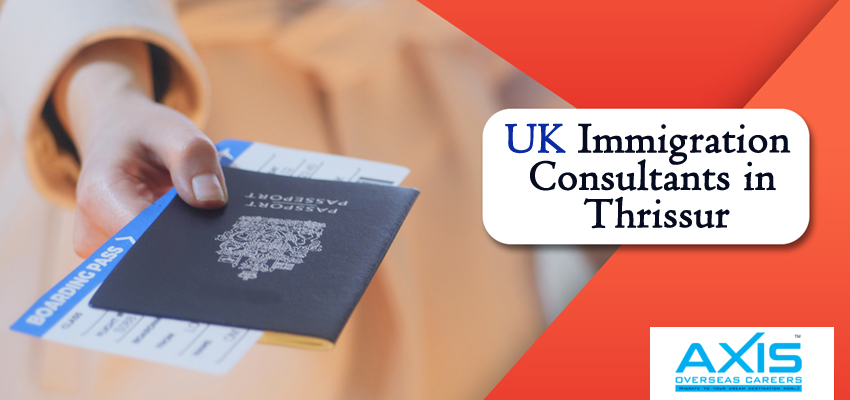 UK Immigration Consultants in Thrissur