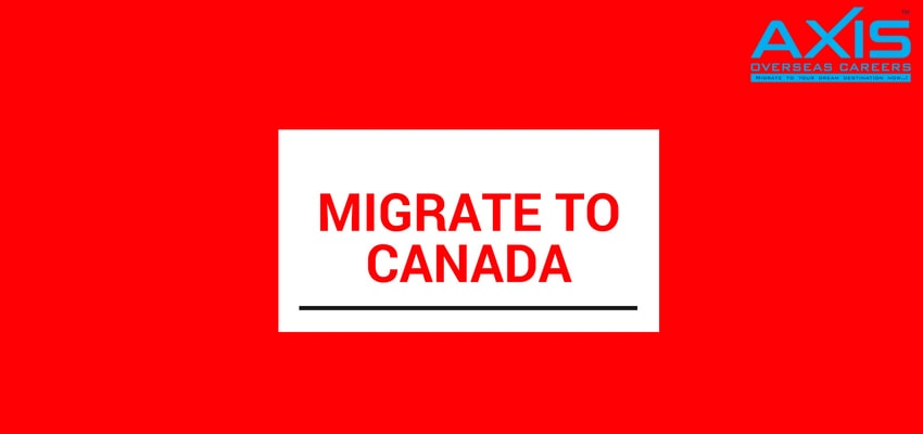 Why Migrate to Canada?