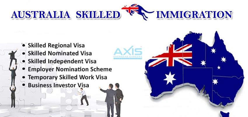 Australia skilled immigration