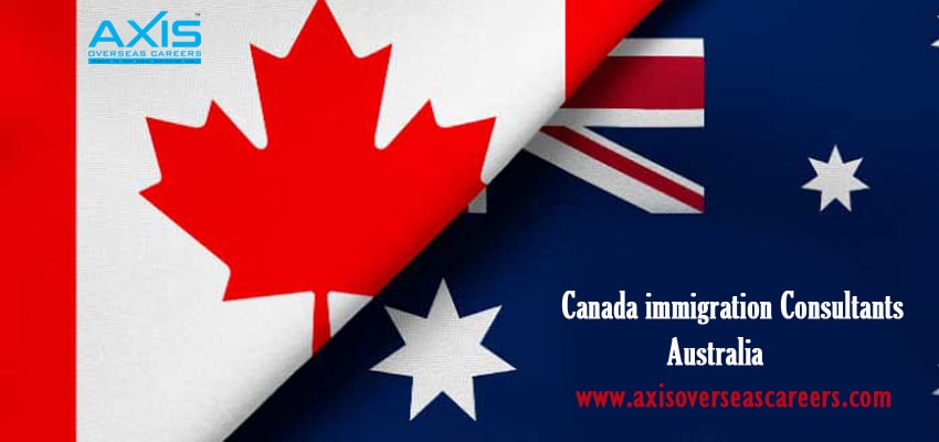 Canada immigration Consultants in Australia