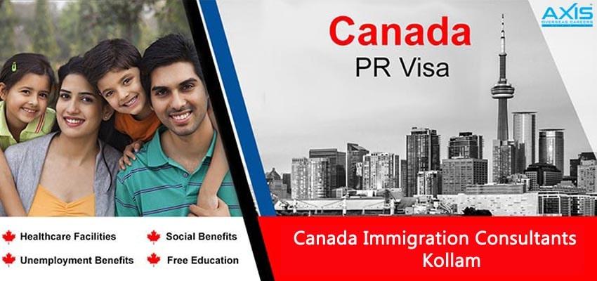 Canada Immigration Consultants in Kollam