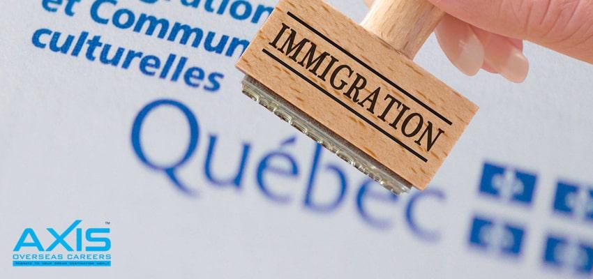 How do I Migrate Quebec?