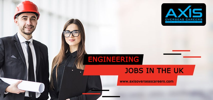 Engineering jobs in the UK
